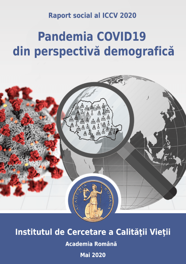 2020 raport social demografic cover original