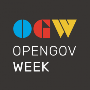 logo opengov week